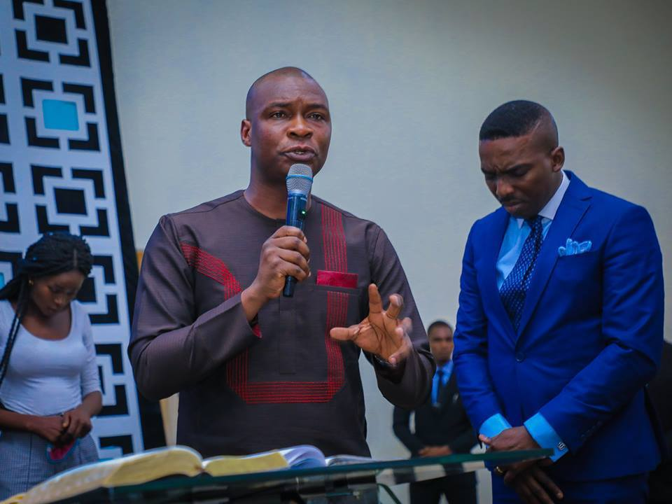 Download External Ministration: Take Over at The Winners' Campus Fellowship with Apostle Joshua Selman Nimmak