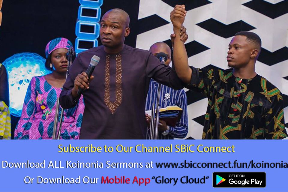 Download Value Systems Podcast Koinonia with Apostle Joshua Selman Nimmak