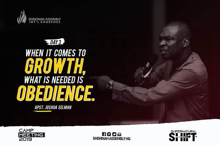 Download Taking Territories At Higher Ground Conference 2019 HOD Lagos with Apostle Joshua Selman