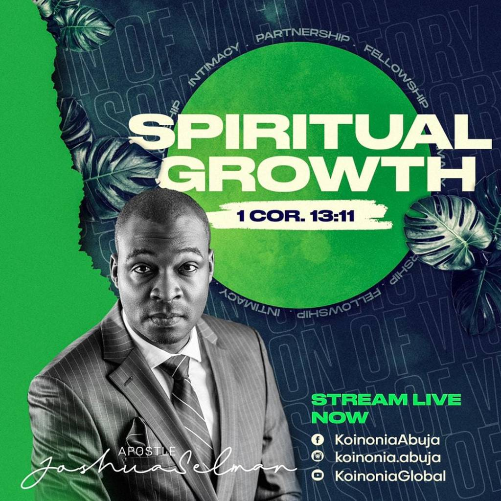 Koinonia Abuja Service with Apostle Joshua Selman Nimmak   7th March 2021