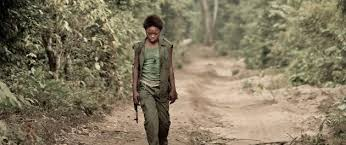 "Rachel Mwanza in Kim Nguyen's ""War Witch."""