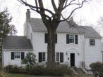 ... in Medieval History from Catholic University, and raised three children with her husband, James Angleton, former CIA Director of Counterintelligence. Enourmous house.