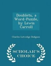 Look, Thor, Hashtag's Oop. Image is loading Doublets-a-Word-Puzzle-by-Lewis-Carroll-Scholars-