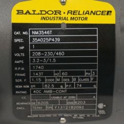 Baldor 5hp Single Phase Motor Wiring Diagram Mercury Outboard Kill Switch Specs - Impremedia.net