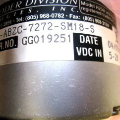 Heidenhain Encoder Rod 431 Wiring Diagram For Kenmore Dryer Sb Industrial Supply Mro Plc Equipment Parts
