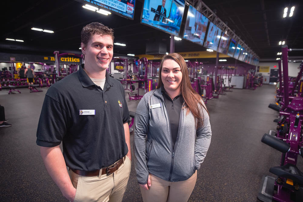 Open For Business Planet Fitness Springfield Business Journal