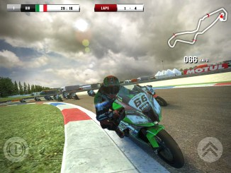 SBK15 Game riders