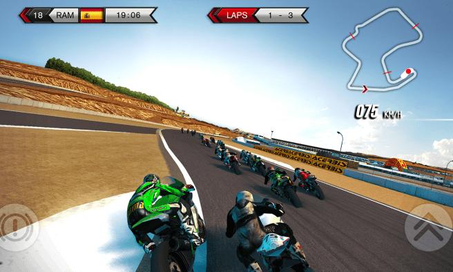 SBK15 racing teams