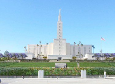 Los Angeles Temple of Jesus Christ of Latter-Day Saints