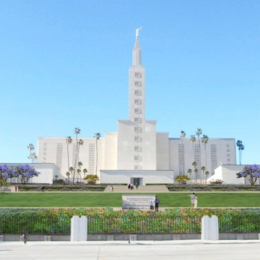 Los Angeles Temple of Jesus Christ of Latter-Day Saints