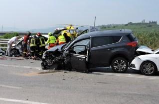 Incidente autostradale