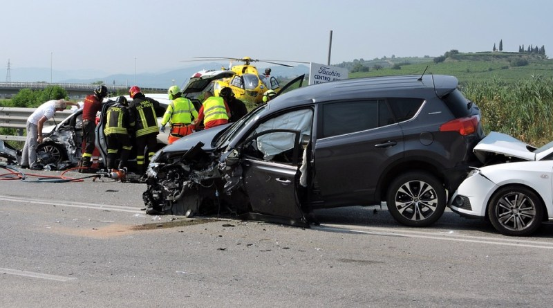 Incidente autostradale