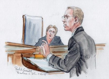 Paul G. Cassell for respondant Amy Unknown (Art Lien)