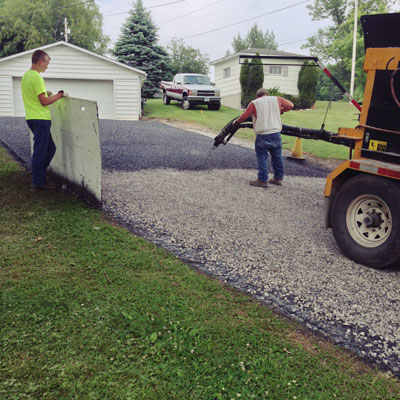 sbl-trucking Chip & Seal paving-zanesville