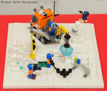 SBLUG Iron Builder, September 2015