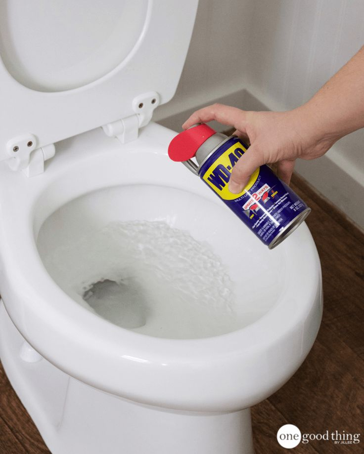 WD 40 Does More Than Lubricate And Protect From Rust Here