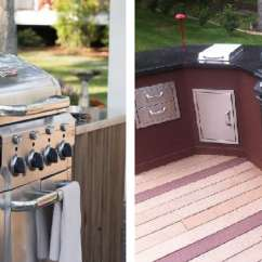 How To Make An Outdoor Kitchen Tall Chairs 15 Diy Plans That It Look Easy