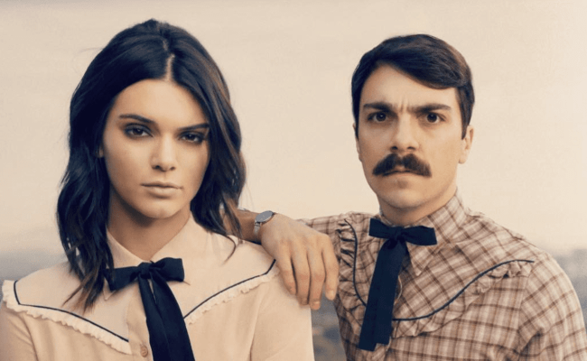 Kirby Jenner Claims To Be Kendall Jenner S Twin On Instagram