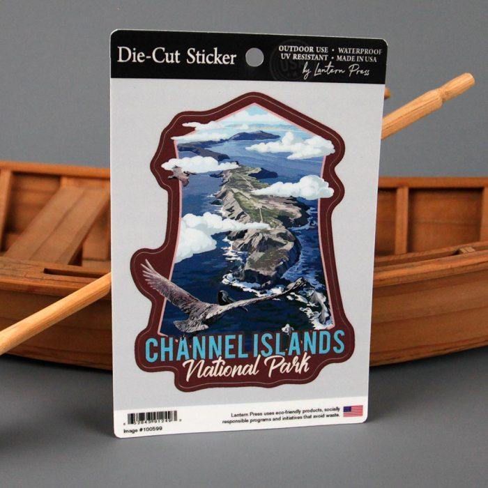 California Channel Islands Sticker