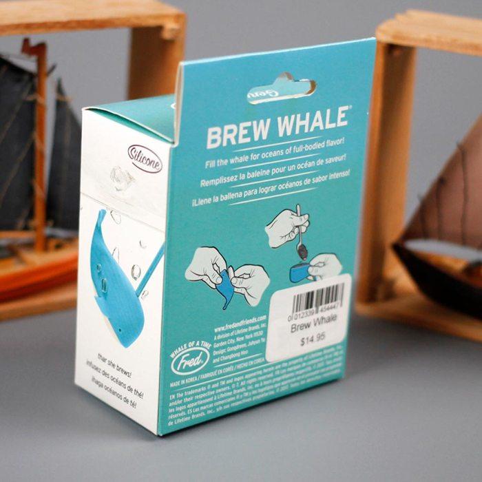 Brew Whale Tea