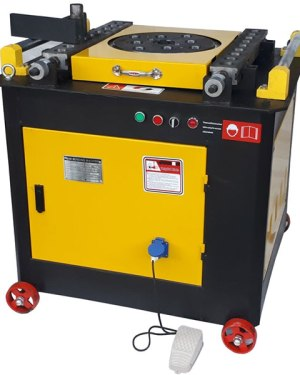 Автоматический станок Metal King GW-40 для гибки арматуры 380В