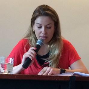 Candidata da primeira turma de formação da SPMG Daniela De Grisolia Rosa Bisewski