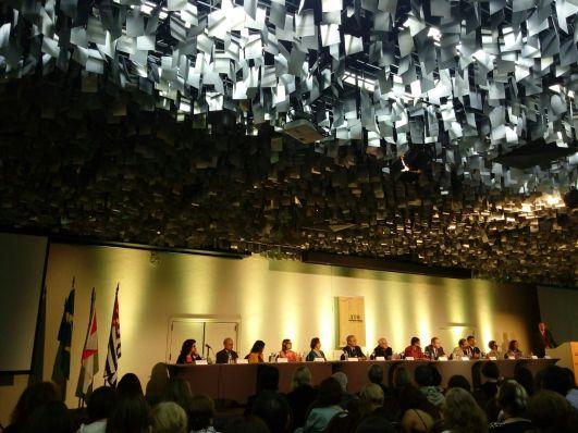 Abertura do XXV Congresso Brasileiro de Psicanálise