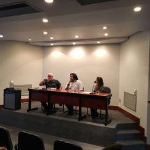 Palestrantes: Rudá Ricci (sociólogo e cientista político) Mirelle Biaggi Alvarenga (psicóloga e candidata da SPMG) Coordenação: Lucas Santos (psicólogo e candidato da SPMG)