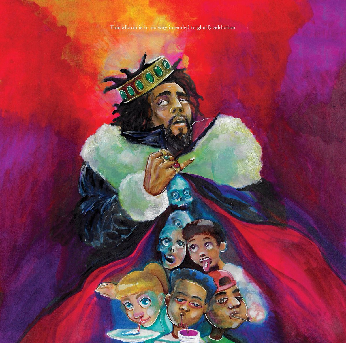 J. Cole's 'KOD' Set to Debut at No. 1