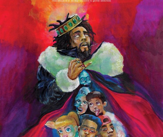 "J. Cole Is The Therapist Rap Needs In ""KOD"""