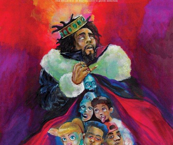 "J. Cole Is The Therapist Rap Needs In ""KOD"""