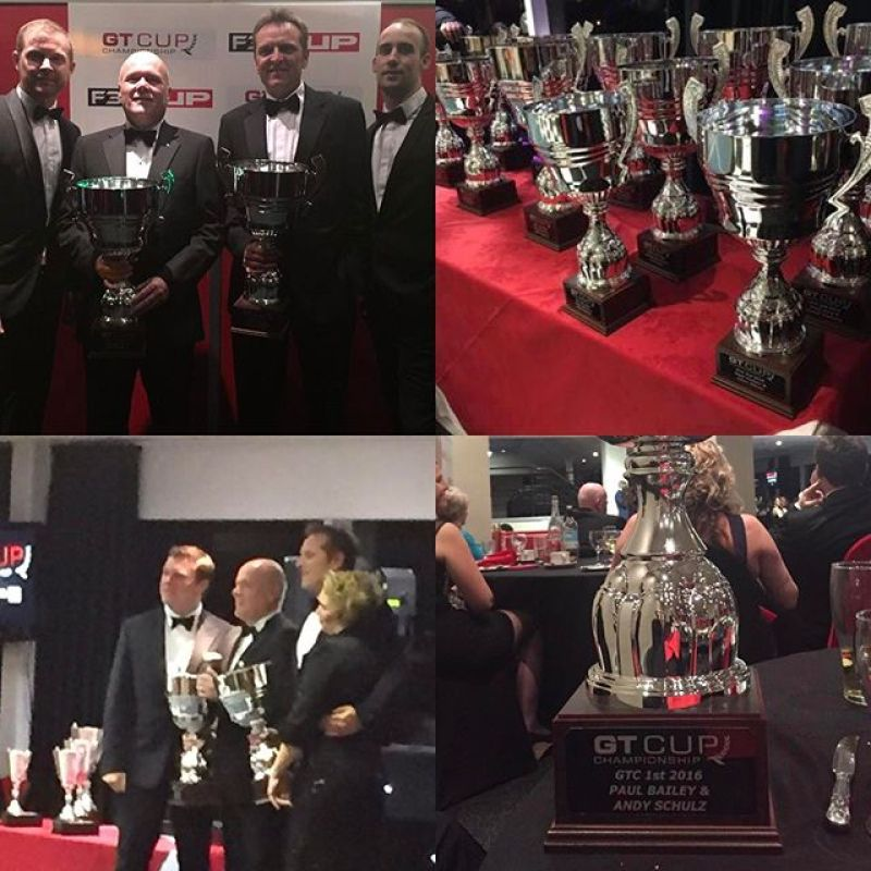 Good night at the GT Cup awards dinner. A tricky season but our 458 won the GTC class. Great effort by all involved #ferrari #sbraceengineering #458challenge #horsepowerracing #sbr #wining #team #racing #motorsport