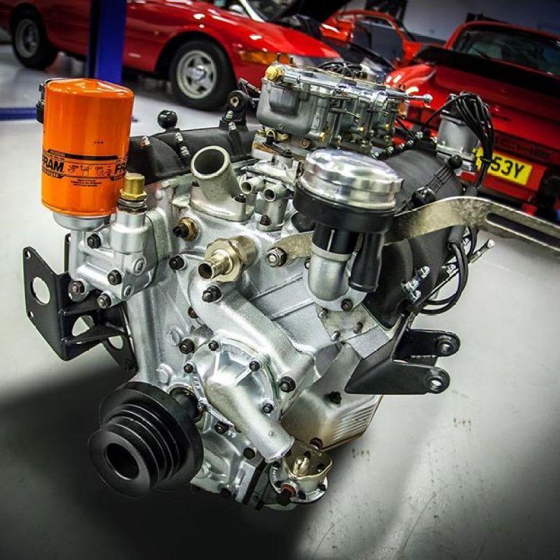 Second 330 engine now finished, just waiting to be picked up...#ferrari #ferrari330 #enginerebuild #classiccar #daytona #246dino #dino #specialist #911turbo #sbraceengineering