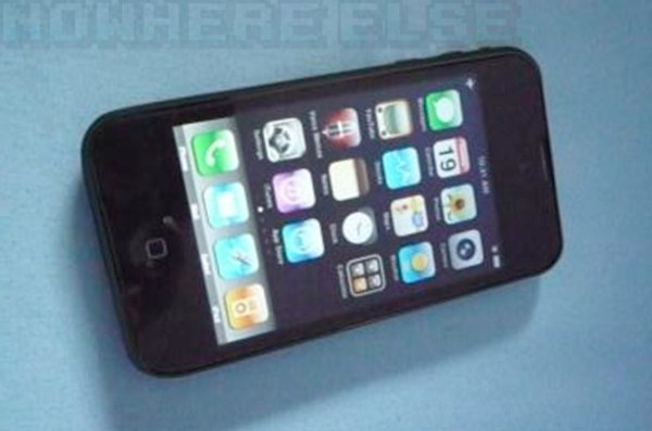 iPhone Front Leak