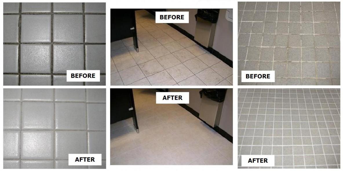 Refinish Ceramic Tile
