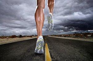 running pic