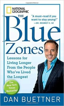blue zones book