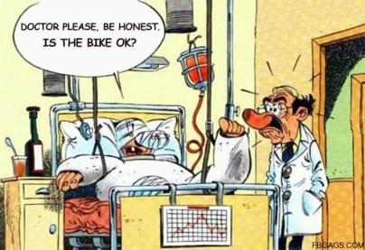injury bike ok