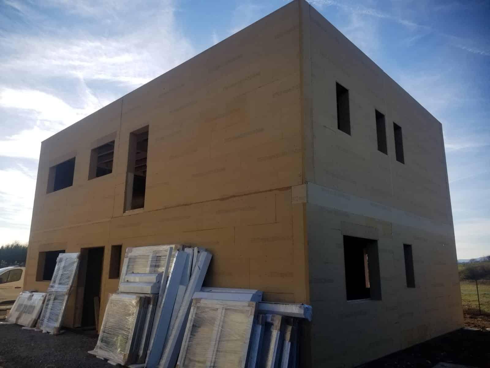 Bâtiment de bureaux à Thonon