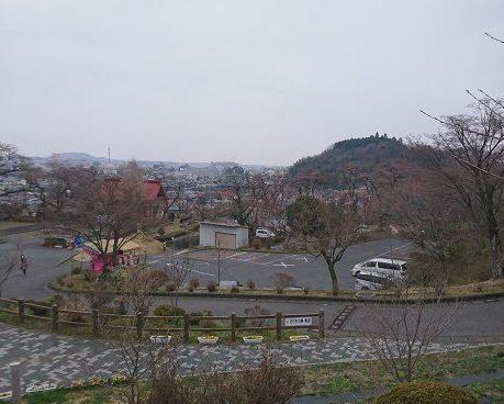 千手山公園 高台から