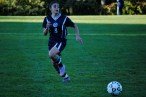 Gianna Scavo chases after the ball