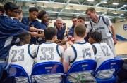 The boys' basketball team won the 3rd Long Island Championship in team history (PC: Bruce Jeffrey)