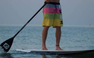 The Perfect Family Paddleboard