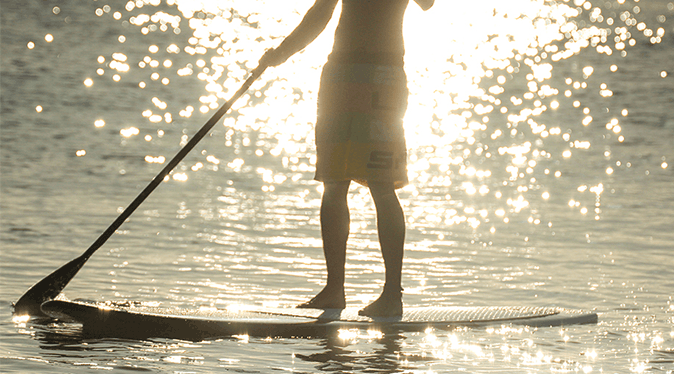 "How To Paddle a Stand Up Paddleboard ""SUP"""
