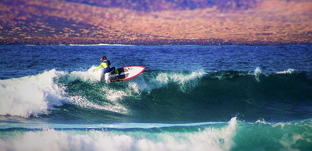 Behind The Scenes Of SBS SUP Promo Video Fuerteventura