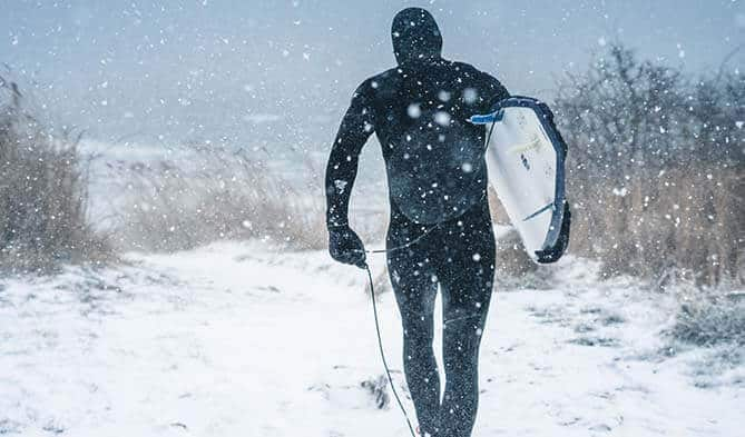 10 Essentials For Cold Water Surfing