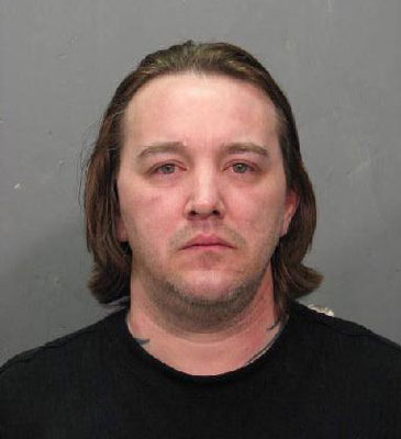 Timothy Eskine, 43, booked with residential burglary and attempted burglary in Chalmette.