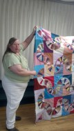 Tatted Journey Quilt by Jan B.