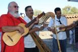 Musicians Chucumite. Photo by Baron Erik Stafford.