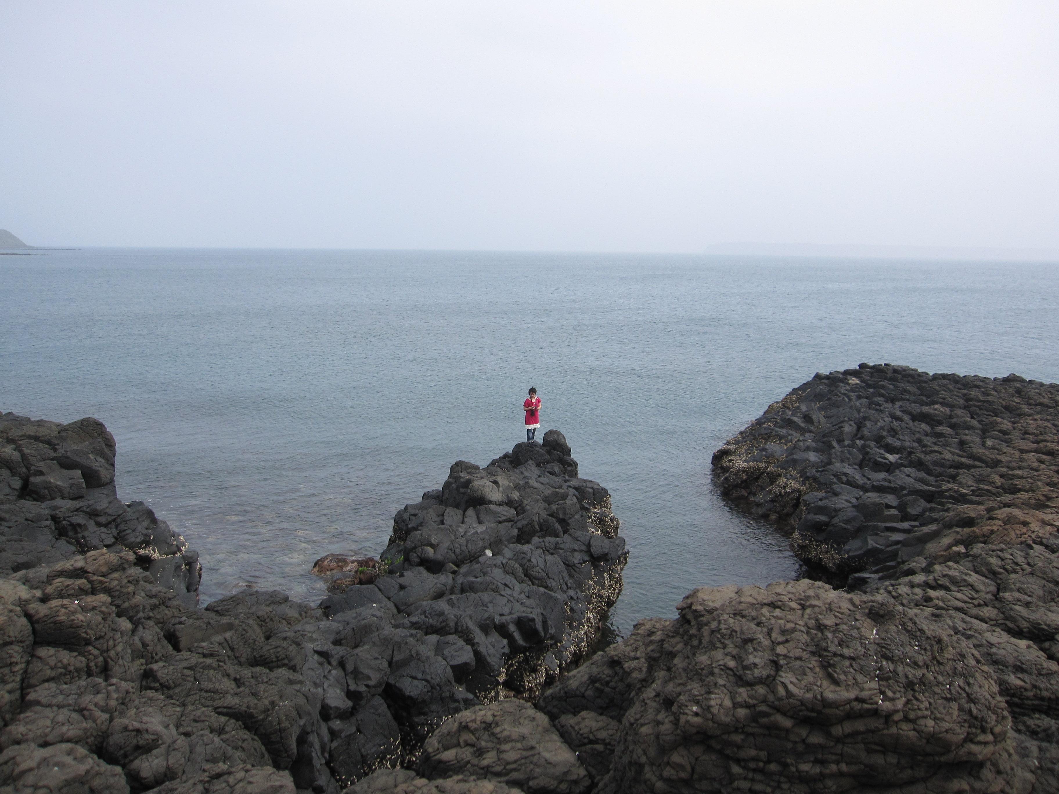 陽光 沙灘 海浪 仙人掌-澎湖 Day1:南環 | 一點小空間